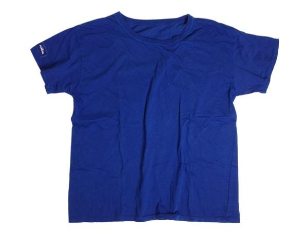 PORTER CLASSIC ポータークラシック ハンドワーク Tシャツ インディゴ 通販