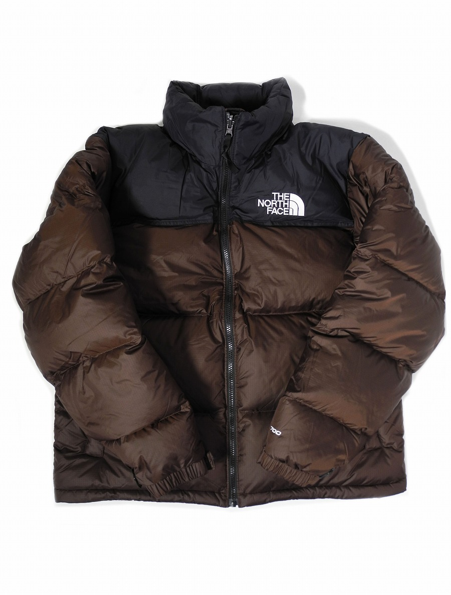 THE NORTH FACE 1996 RETRO NUPTSE JACKET BROWN ノースフェイス